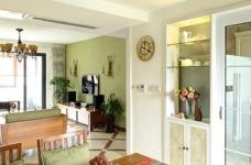 组-东南亚风格客厅 129平米图_10