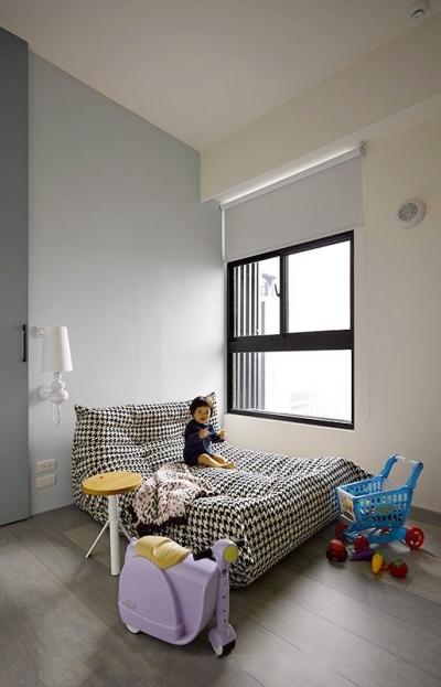 组-设计感十足的儿童床