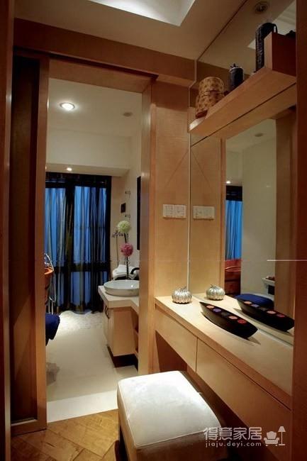 组-东南亚风卧室图_4