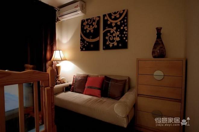 组-东南亚风卧室图_9