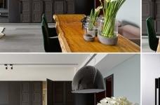 组-自然质朴两居 餐厅图_1