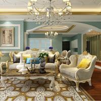 【2014届家装日记】法式金!美美家具搬进家!超详细法式家装上费用清单!