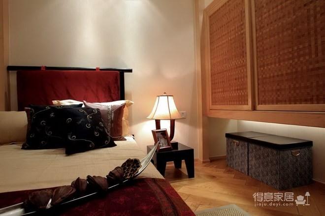 组-东南亚风卧室图_2