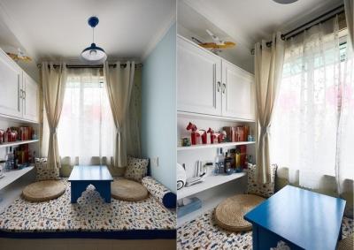 组-地中海风格卧室