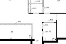 118平米两居室装修 体验美式自在与情调图_7