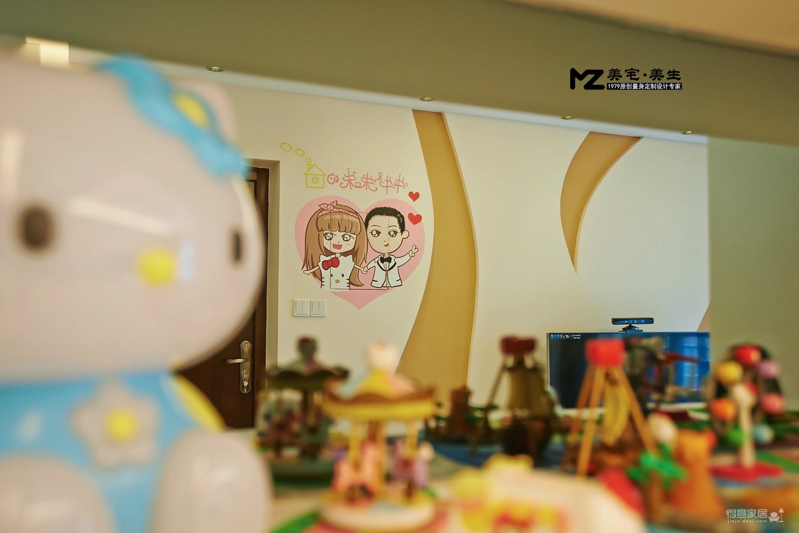 Hello Kitty 梦图_13