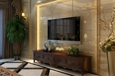170平古典欧式四室两厅装修设计图图_5