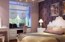 118平米两居室装修 体验美式自在与情调图_6
