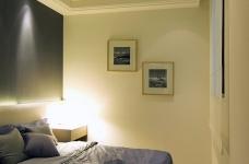 简约现代卧室图_43