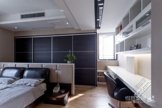 组-简约质感家-卧室图_4
