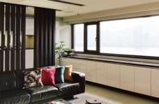 组-三室两厅河岸景观住宅图_5