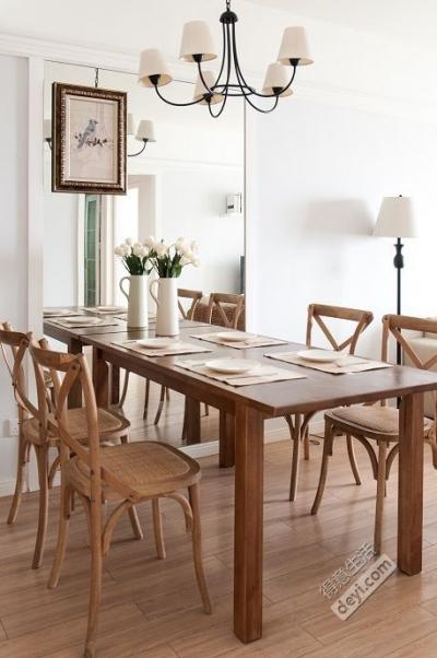 组-北欧原木生活-餐厅