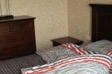 组-美式风格卧室效果图图_2