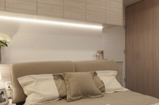 组-美式风格卧室效果图图_1