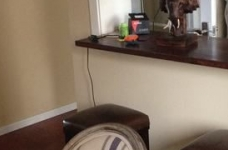 组-美式风格卧室效果图图_4