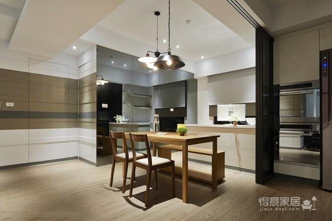 组-设计感超强的餐厅设计图_2
