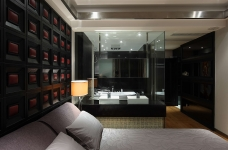 简约现代卧室图_32