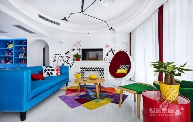 组-潘朵拉的调色盘-客厅图_1