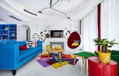 组-潘朵拉的调色盘-客厅