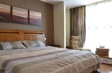 组-卧室里的收纳地台+清新墙贴图_6