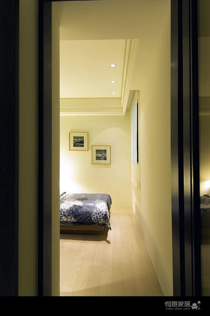 简约现代卧室图_45