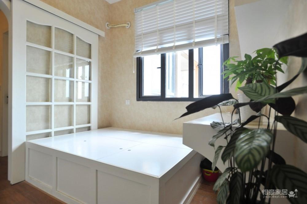 组-鸟语花香的美式家-卧室图_3