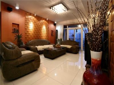 组-新古典风简约三居室 客厅