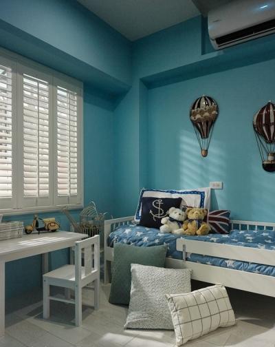 组-风格鲜明的儿童房