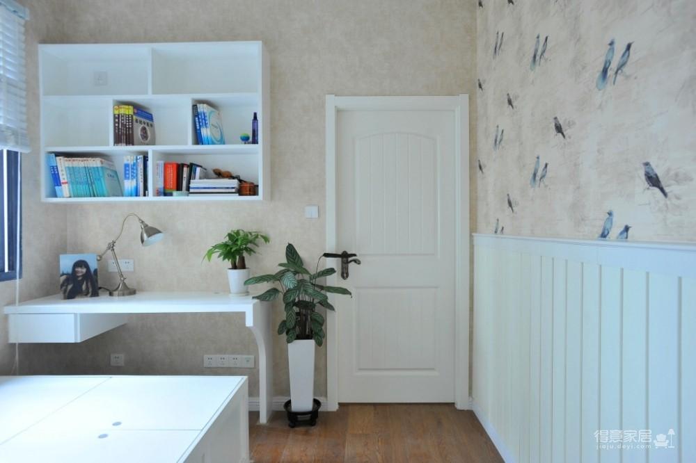 组-鸟语花香的美式家-卧室图_2