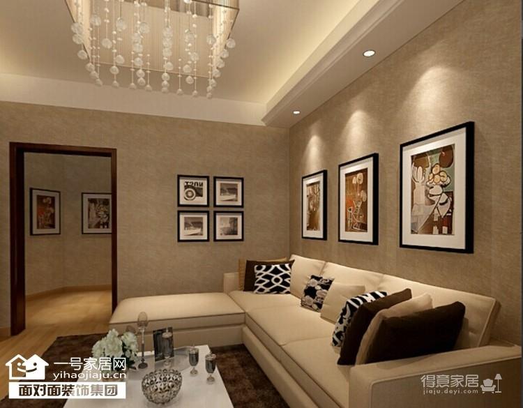 珞珈雅苑-136平-现代简约-四室两厅图_2