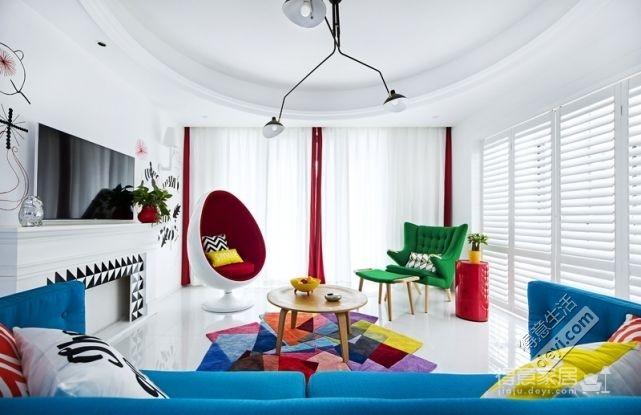 组-潘朵拉的调色盘-客厅图_5