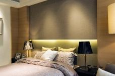 简约现代卧室图_36