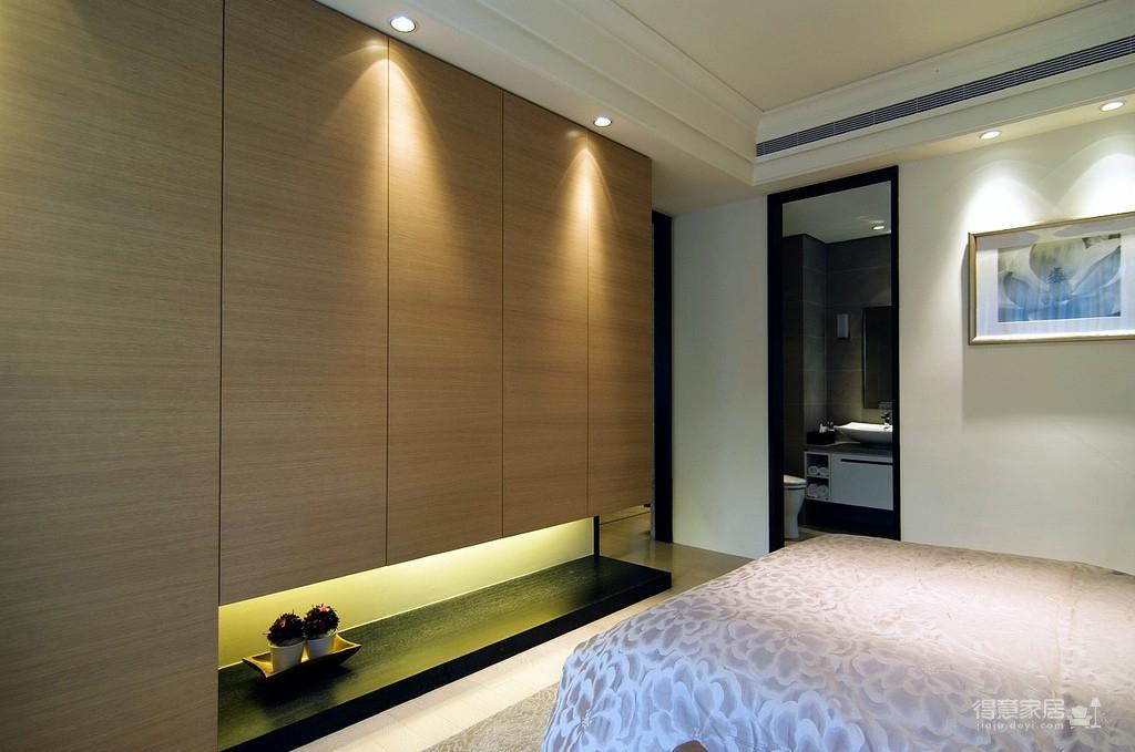简约现代卧室图_37