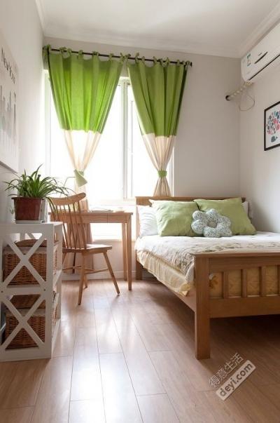 组-北欧原木生活-卧室