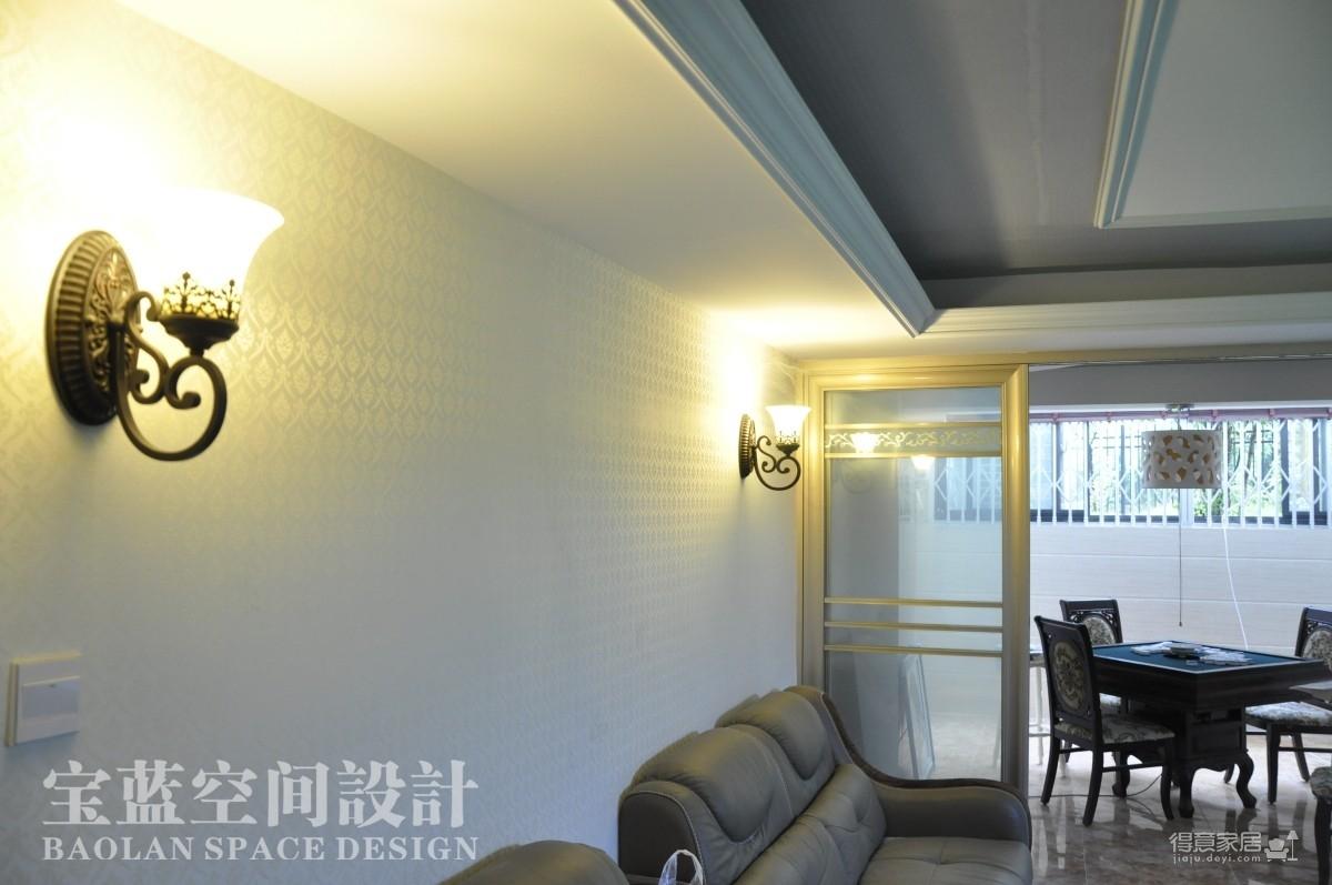 太子湖壹号别墅-欧式混搭-家庭休闲图_18