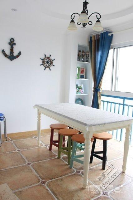 组-温馨简单的地中海小家图_6