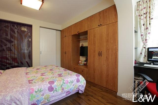 组-打造温馨小卧室图_8