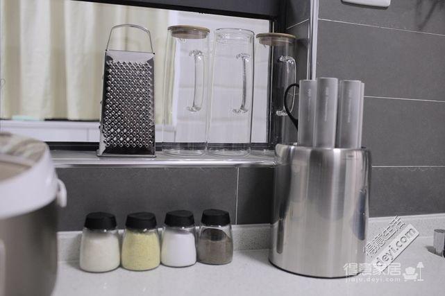 组-简约温馨的厨房设计图_3
