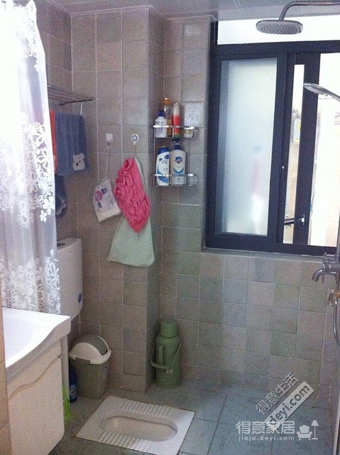 组-小卫生间装修效果图图_1