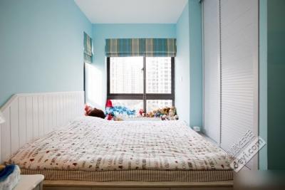 组-蓝色房间设计