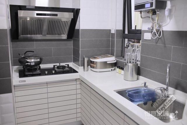 组-简约温馨的厨房设计图_1