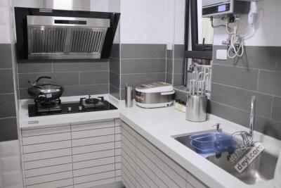 组-简约温馨的厨房设计
