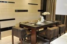 组-我的现代风三居室-餐厅图_5