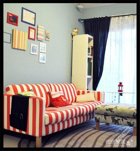 组-50平两室一厅图_1