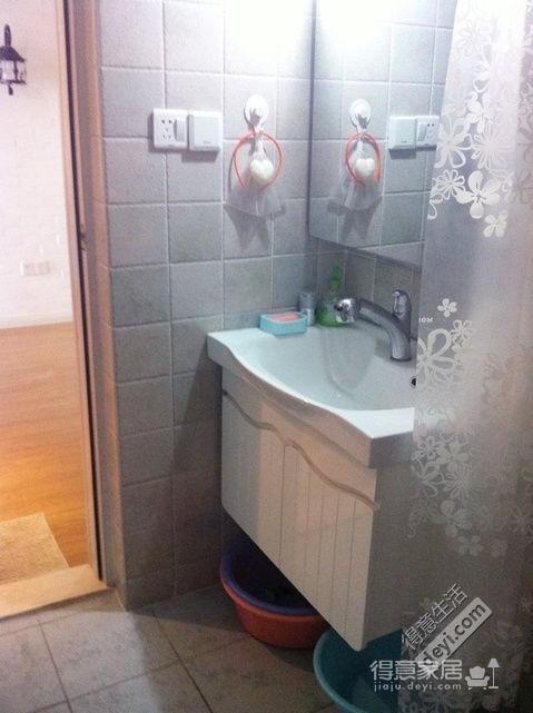 组-小卫生间装修效果图图_2
