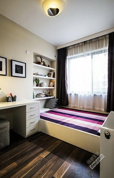 组-黑白风现代简约卧室