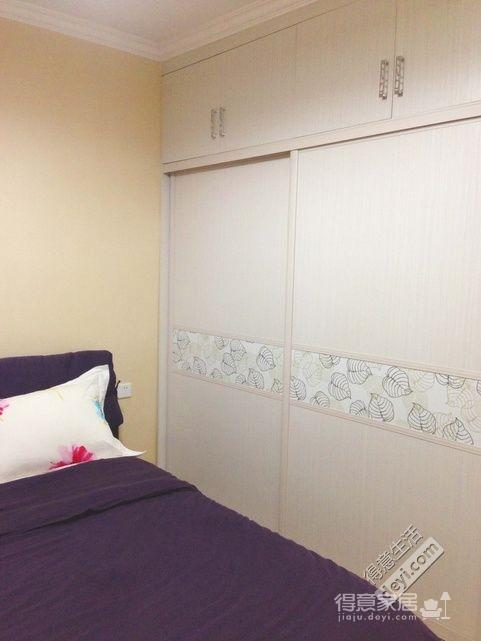 组-简约卧室装修案例图_1