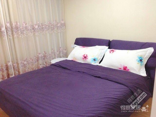 组-简约卧室装修案例图_2