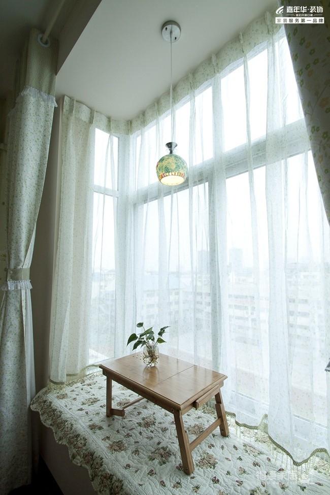 三室两厅简中风格 书香门第图_22
