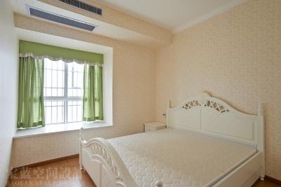 汉口湖畔-90平-卧室篇